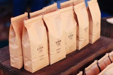 Damn Fine Coffee at the Fringe Arts Fair - Photo by Zac Pickin