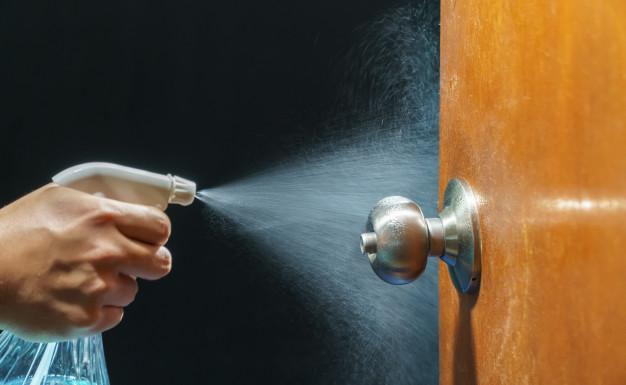 ทำความสะอาดบ้านและจุดสำคัญห่างไกลโควิด19 2