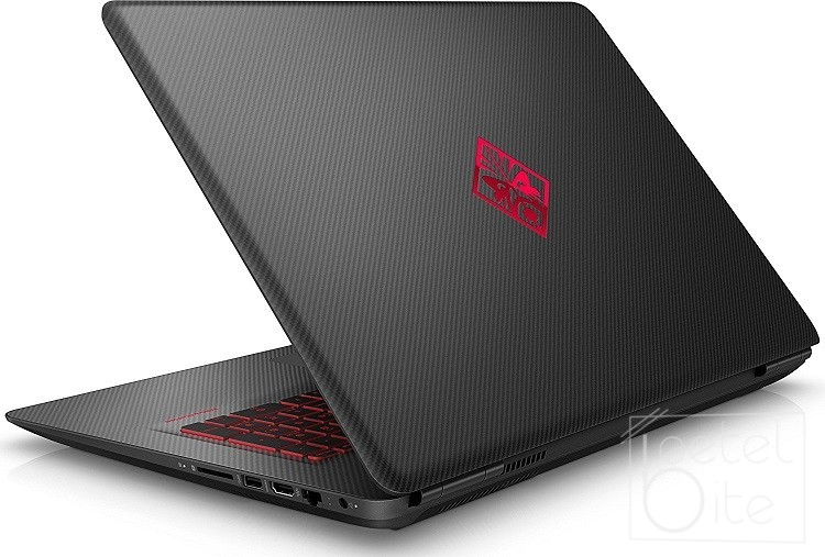 HP Omen Back