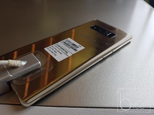 Samsung Galaxy Note 8 Camera Sample