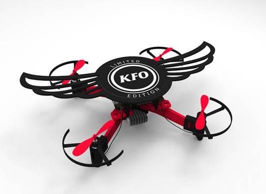 KFC's Kentucky Flying Object