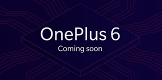 OnePlus 6 Notify Me