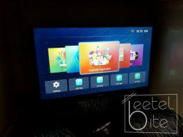 Detel 32-inch LED Smart TV