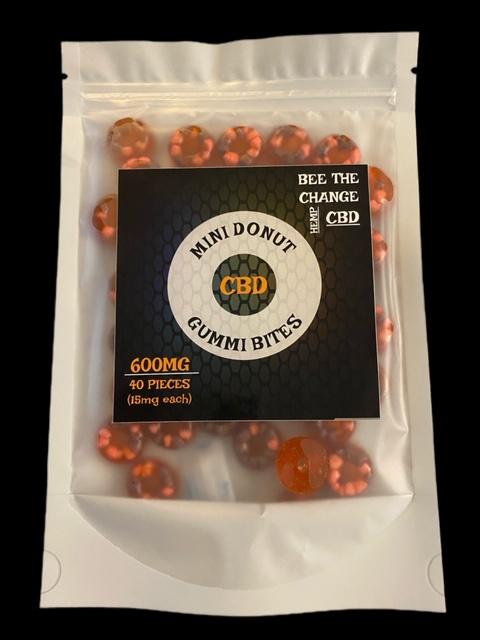 CBD Gummies with Nerds