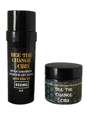 Topicals   CBD Pain Cream