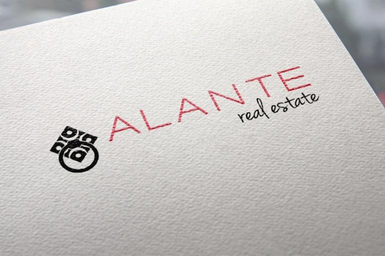 Alante Real Estate Logo