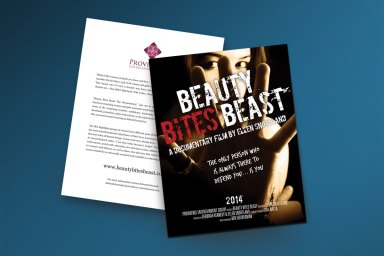 Beauty Bites Beast Flyer
