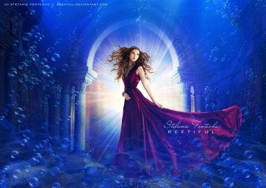 Empress Of Atlantis Photomanipulation