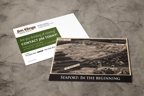 Seaport Postcard - Klinge Realty