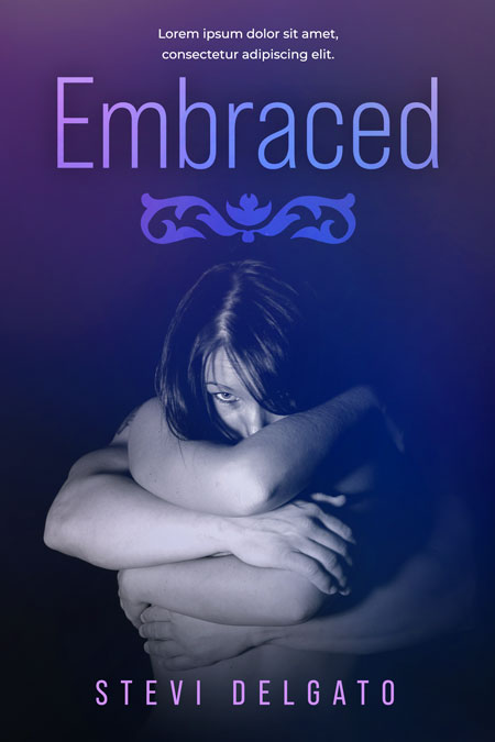 Embraced - Romance Premade Book Cover For Sale @ Beetiful Book Covers
