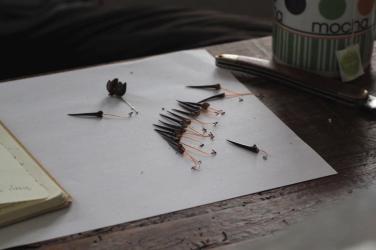 Exploration of 'bee', Nika Lopez Dolz