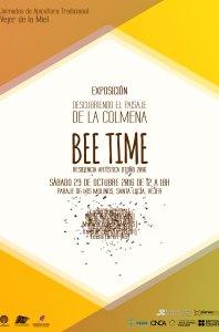 Residencia artística Bee Time II, Otoño 2016 Santa Lucía