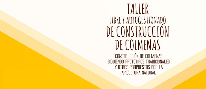 Taller de construcción de colmenas Beetime