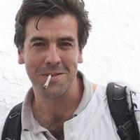 Jorge Gallardo - artista y co-fundador de residencias artísticas Bee Time