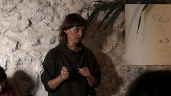 Sabina Salis presents Apparatus For Resurgence