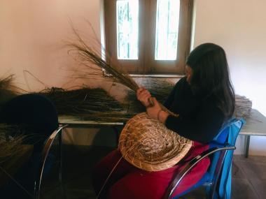 Time to weave - Apijanda's meeting day in Santa Lucía