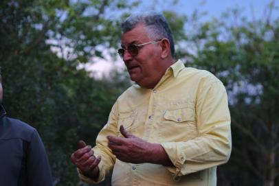 El abejaruco - We visit local beekeeper Manolo Vigilia