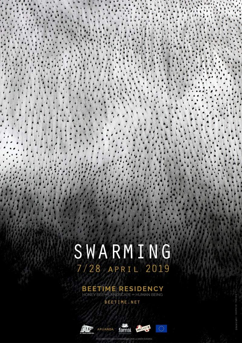 Swarming Beetime Residency April 2019