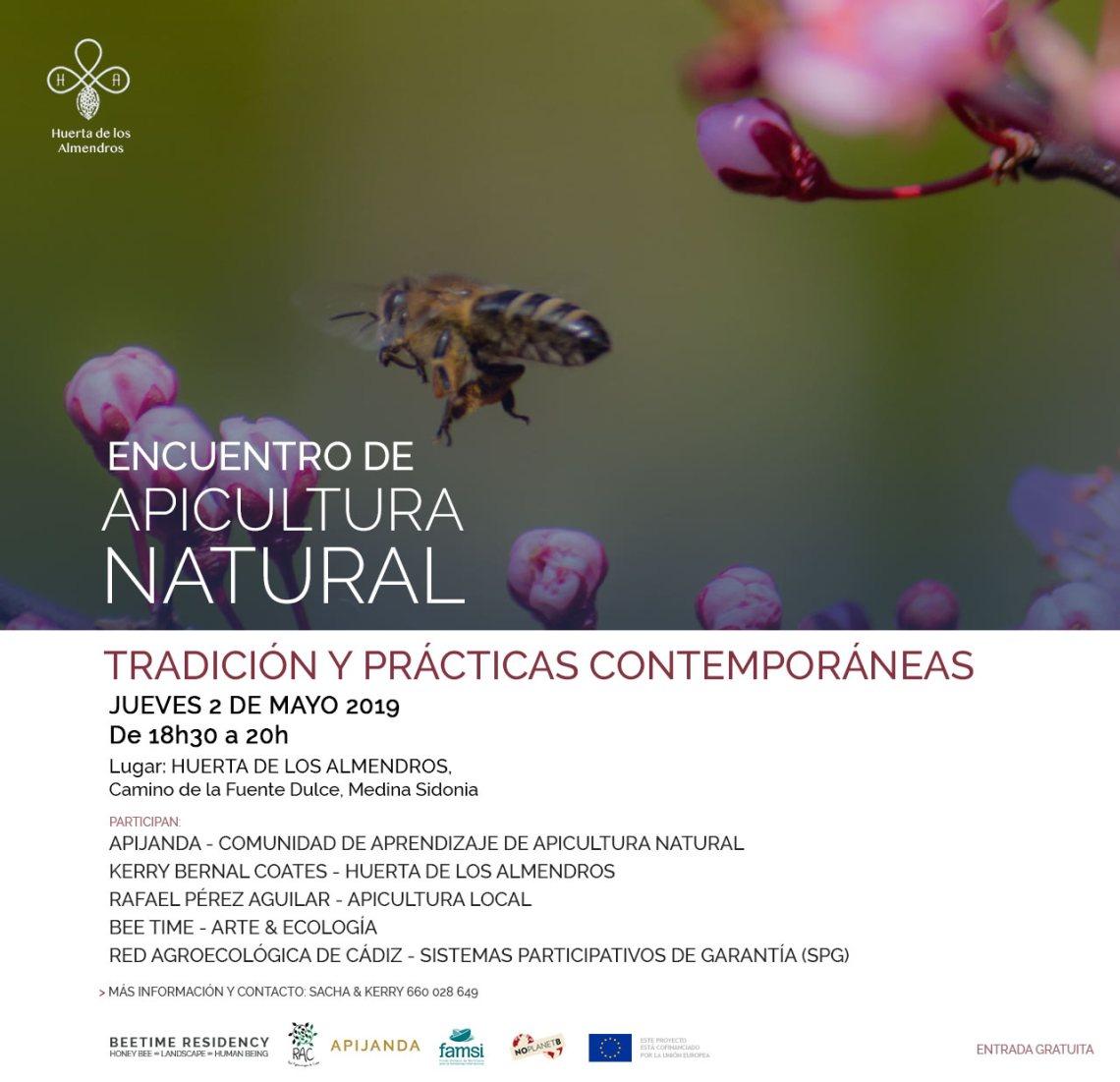 Encuentro de apicultura natural - tradición y prácticas contemporáneas - Medina Sidonia