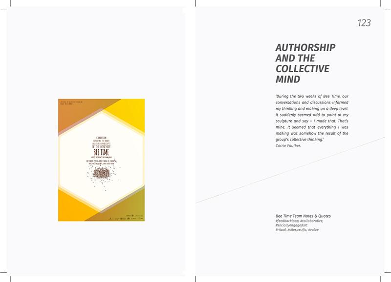 La autoría y la mente colectiva
