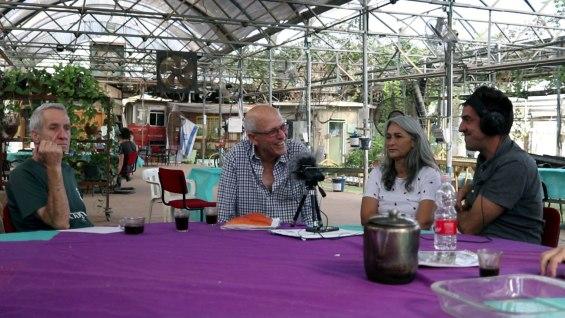 Deep conversations with Avital Geva and Benny Teltsch