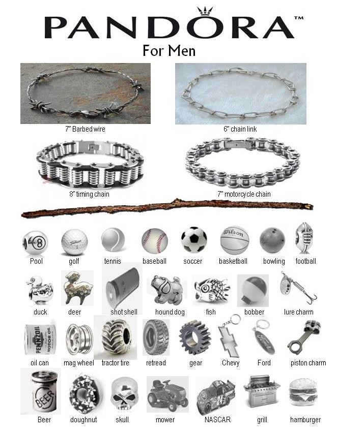 Pandora Mens Necklace : pandora, necklace, Special, Offer, Pandora, Jewellery,