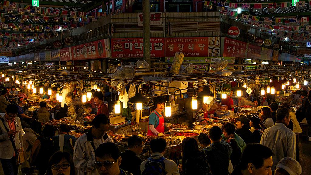 Corea del sud viaggio