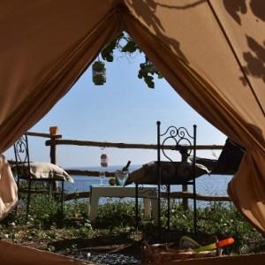 Glamping in Costiera Amalfitana