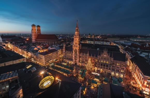 Monaco di Baviera, Norimberga e Luci di Natale