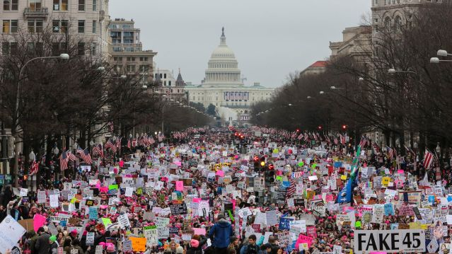 WomanMarch