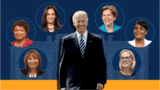Biden makes VP pick