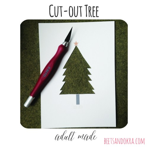 Cut out tree ---> beetsandokra.com