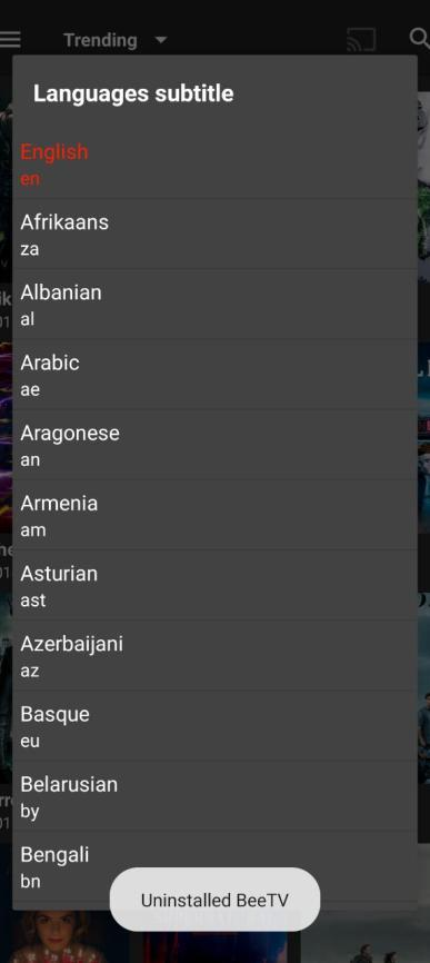 Download BeeTV APK