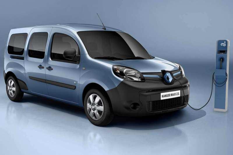 Utilitaire électrique 2019 Renault Kangoo Z.E Beev