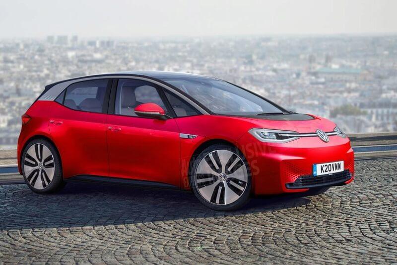 Volkswagen ID voiture électrique 2019