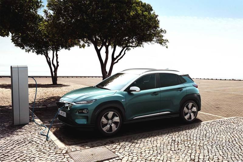 Véhicule électrique VTC : Hyundai KONA Electrique 64 kWh