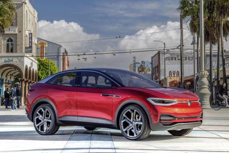 Voitures électriques 2020 : Volkswagen ID.Crozz