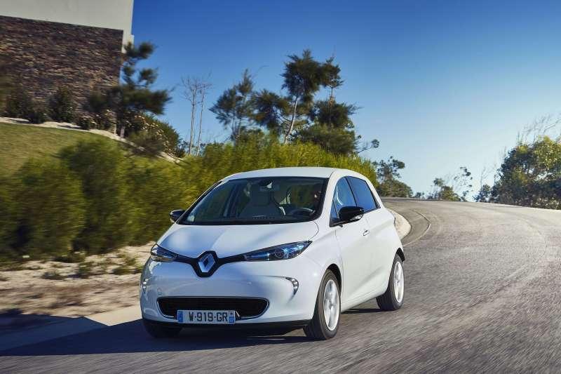 meilleure-voiture-électrique-occasion-Renault-Zoe