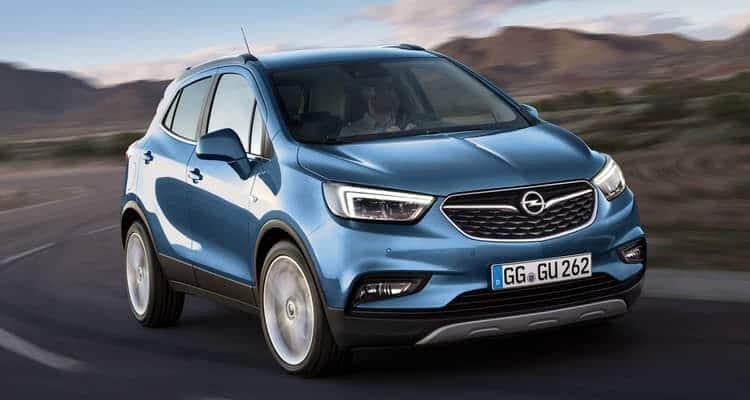 Opel Mokka X électrique