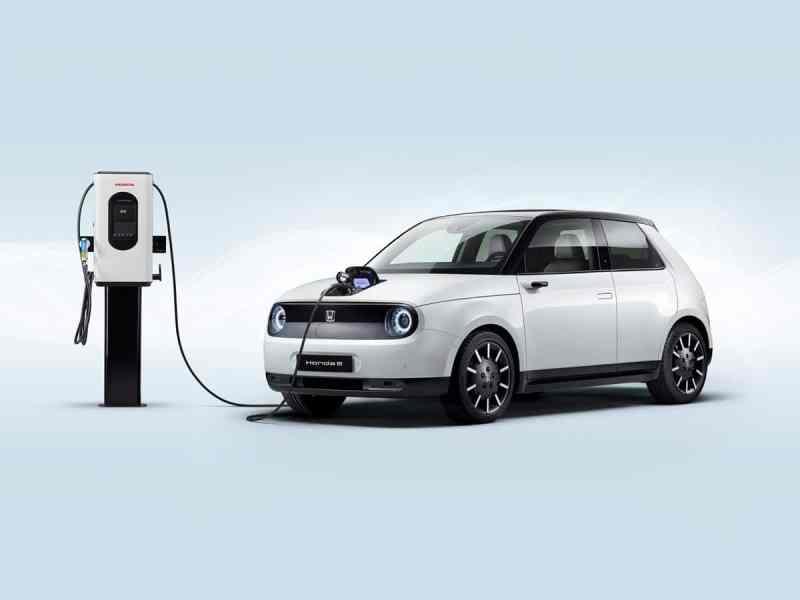 Honda e : Honda électrique (2020) : les points forts de la Honda e