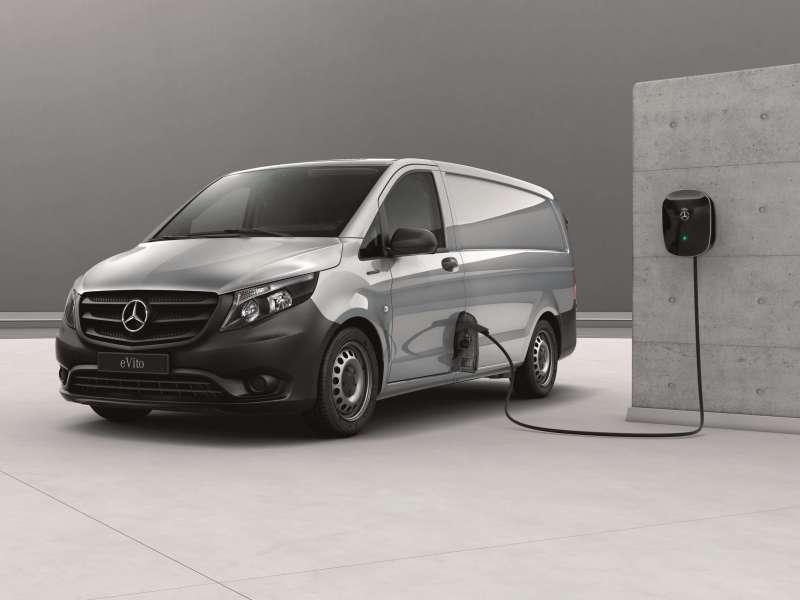 Mercedes-Benz eVito 2