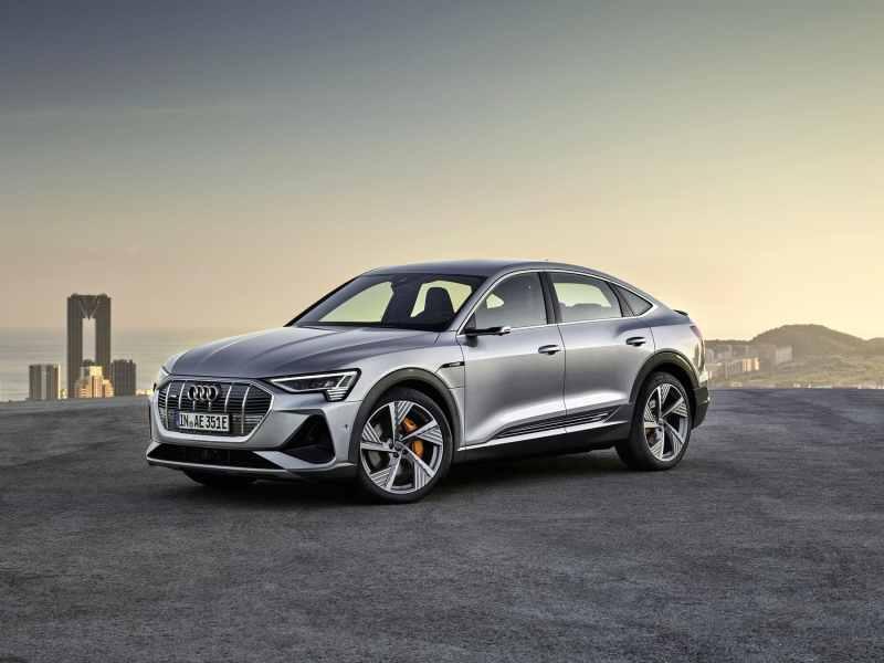 meilleure voiture électrique 5 places Audi e tron
