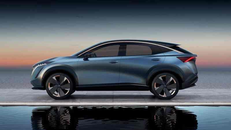 Voitures électriques 2021 Nissan Ariya