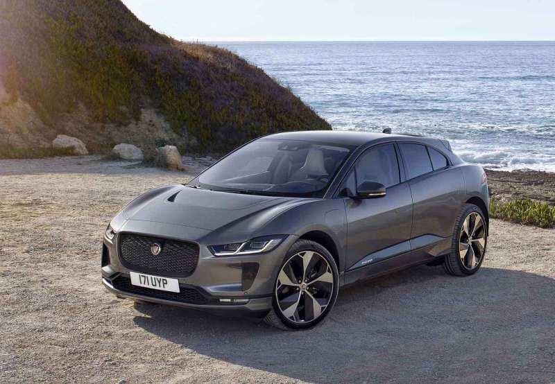 voiture-électrique-sportive_Jaguar I-Pace