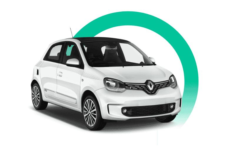 Les voitures électriques les moins chères - Renault Twingo