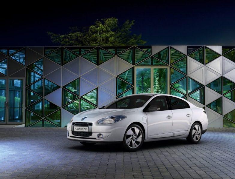 ZE Fluence Renault
