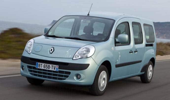 Renault électriques