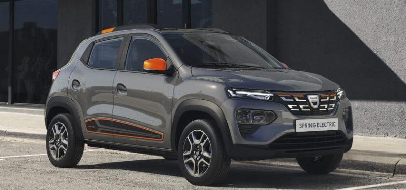 Dacia électrique