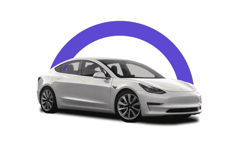 Tesla Model 3 voiture électrique