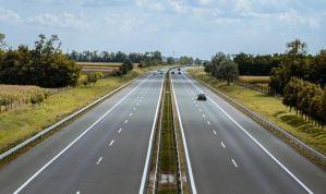 voiture électrique autoroute
